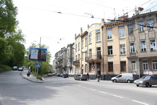 Apartment on Rustaveli 16