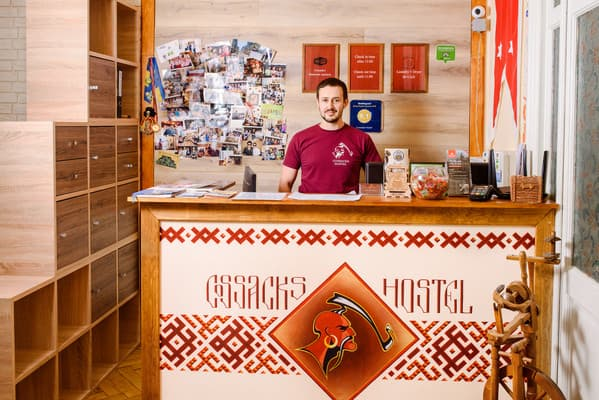 Хостел Cossacks Hostel