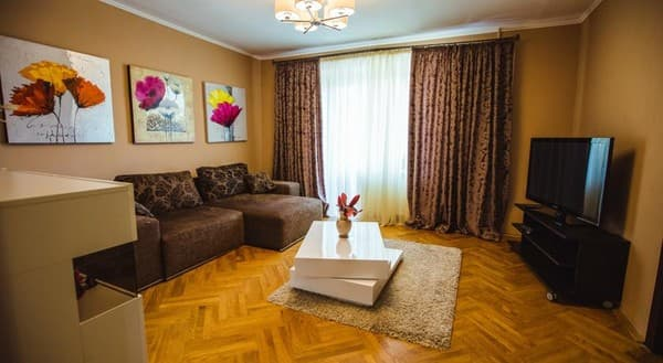 Квартира Quality apartment in a green area